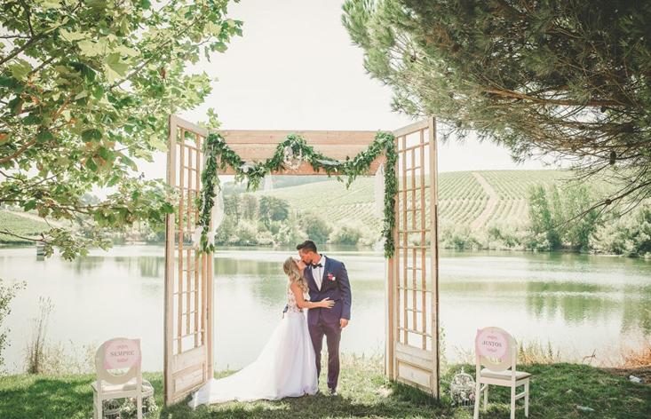 Lugares incríveis para casar