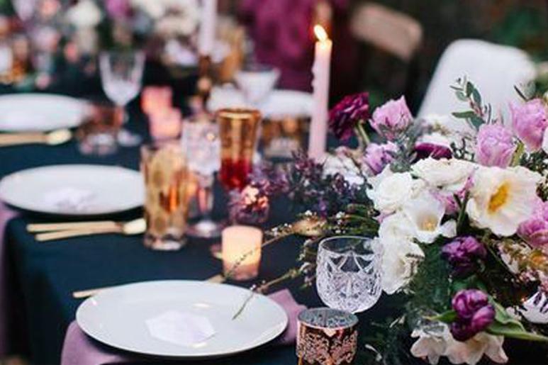 Como usar o ultra violeta no casamento