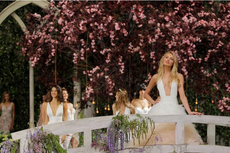 Coleção de vestidos de noiva para 2019 – Pronovias