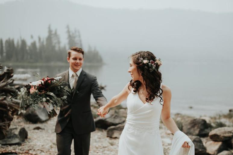 Não divulgues os preparativos do teu casamento