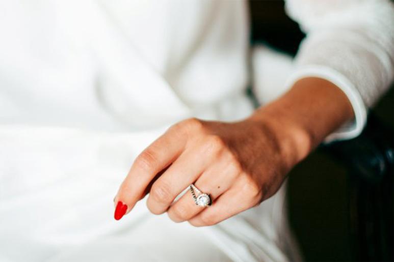 Momentos em que não deves usar o anel de noivado