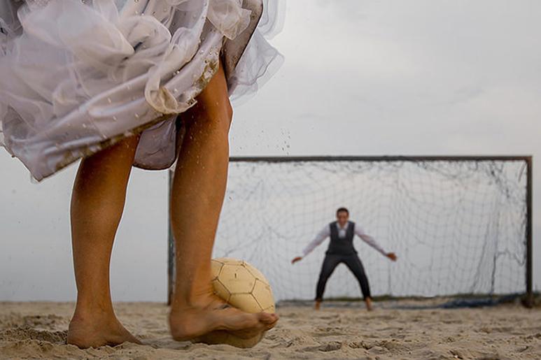 Alternativas para sobreviver ao jogo no casamento