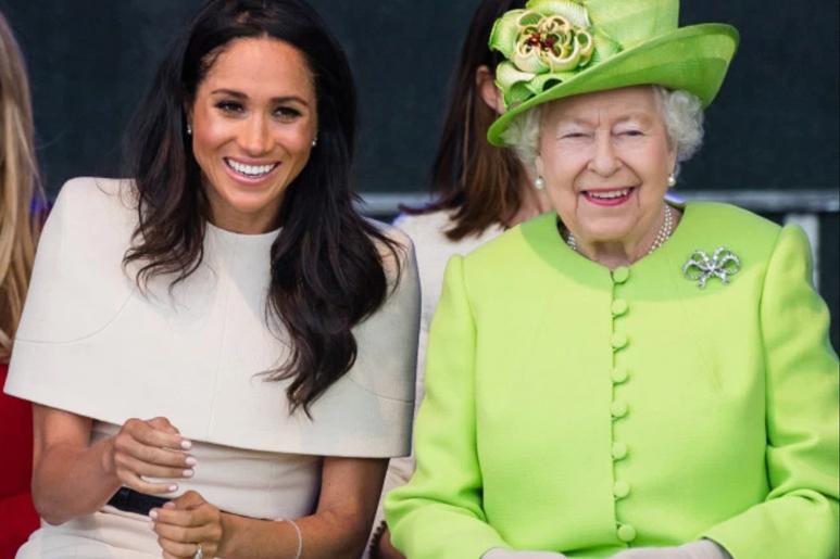 Meghan Markle celebra aniversário junto da rainha