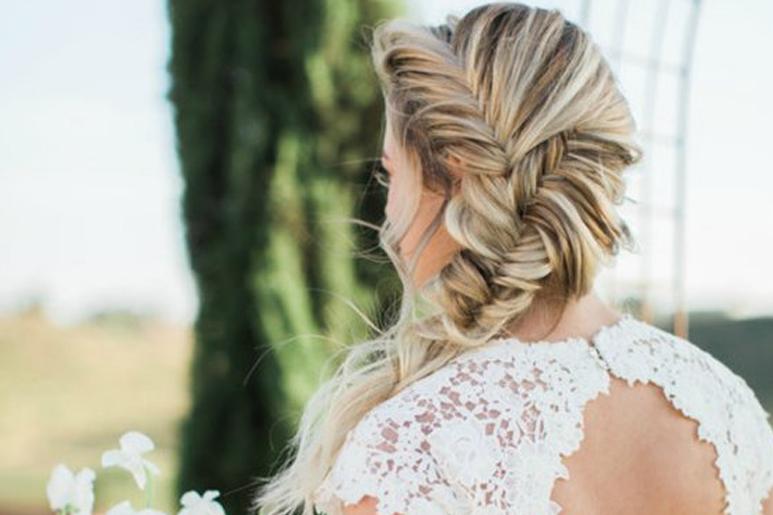 Penteados para casamentos 2019