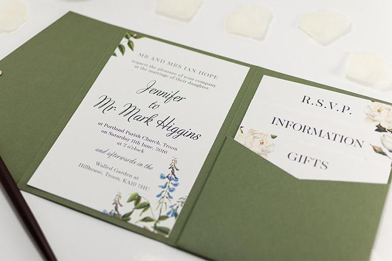Convites de casamento online