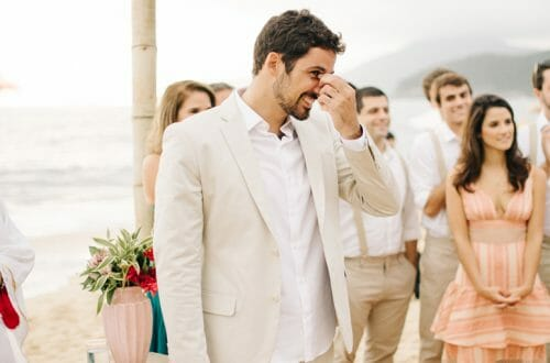 Surpreender o Noivo no casamento